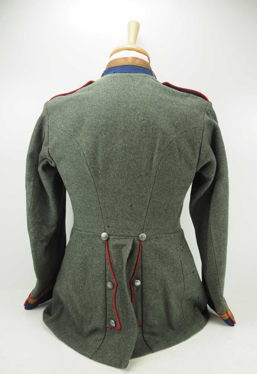 Baden: uniform skirt M15 of the guard-corporal. - photo 4