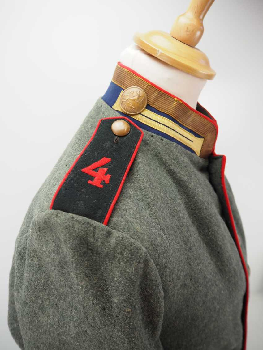Baden: uniform skirt M15 of the guard-corporal. - photo 6