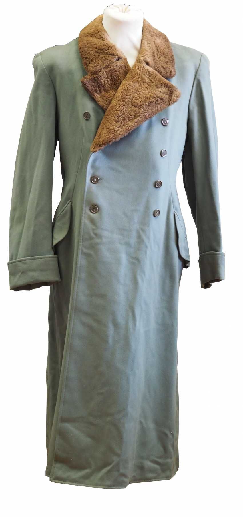 Prussia: Field Grey Officer's Coat. - photo 1