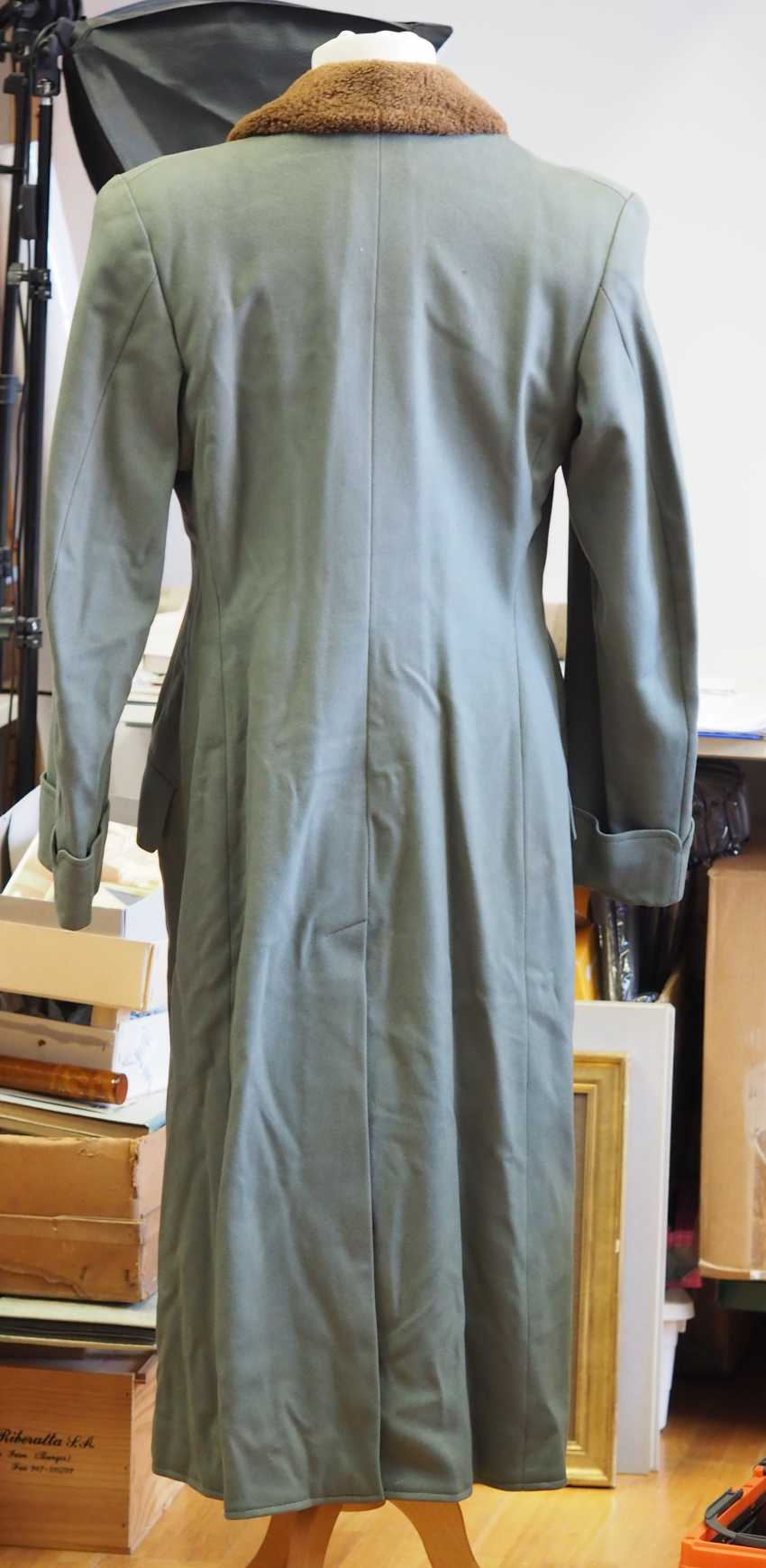 Prussia: Field Grey Officer's Coat. - photo 2