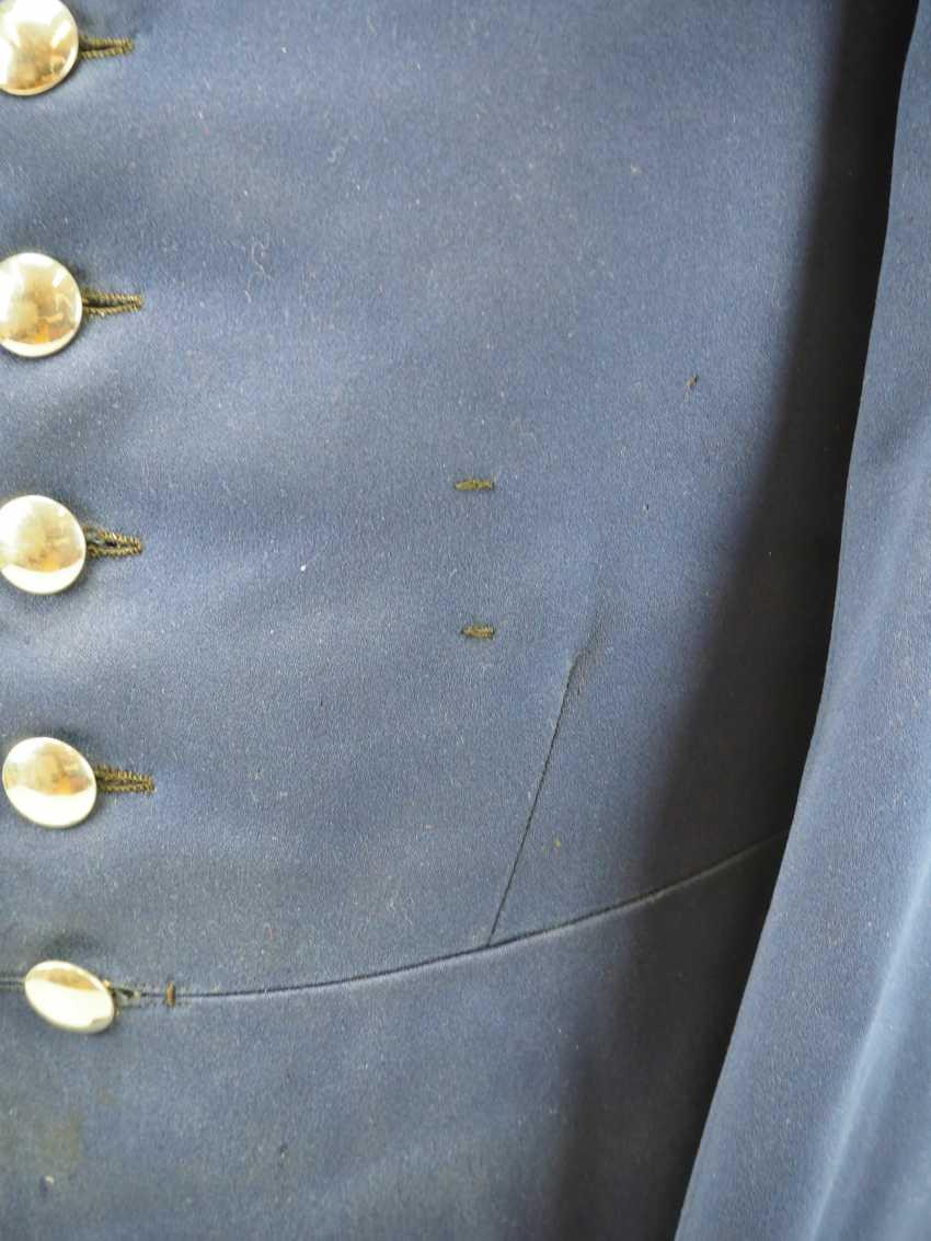 "Prussia: uniform jacket of an officer representative of the 1. Battery, Fußartillerie-Regiment ""Encke"" (Magdeburg, Spanish) No. 4. - photo 3"