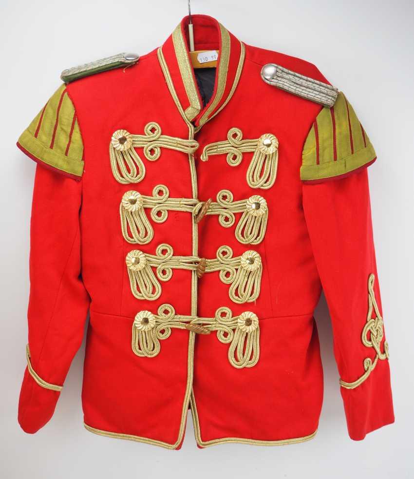 Prussia: children uniform of the Leib-Garde-Husaren. - photo 1