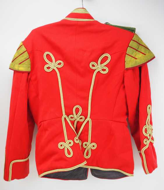 Prussia: children uniform of the Leib-Garde-Husaren. - photo 3