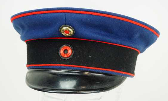 Wuerttemberg: peaked cap for officers of the artillery. - photo 1