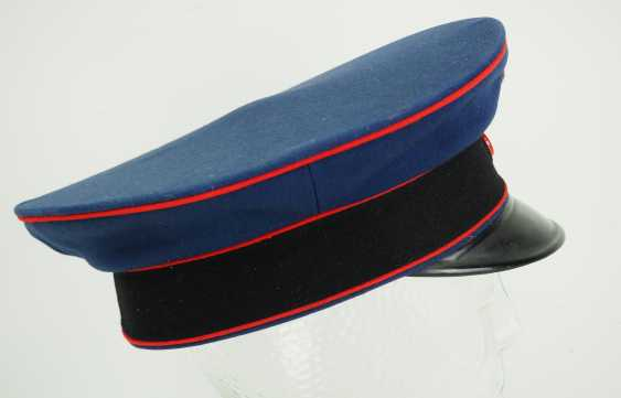 Wuerttemberg: peaked cap for officers of the artillery. - photo 3