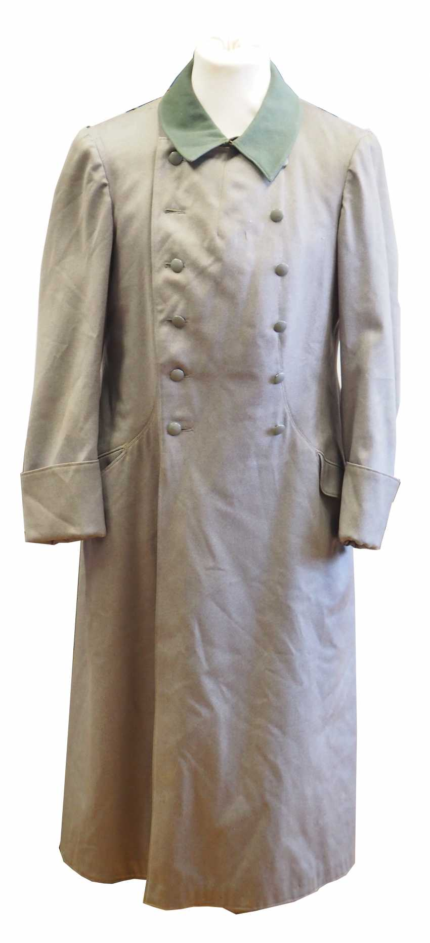 Military: Officer's Coat. - photo 1