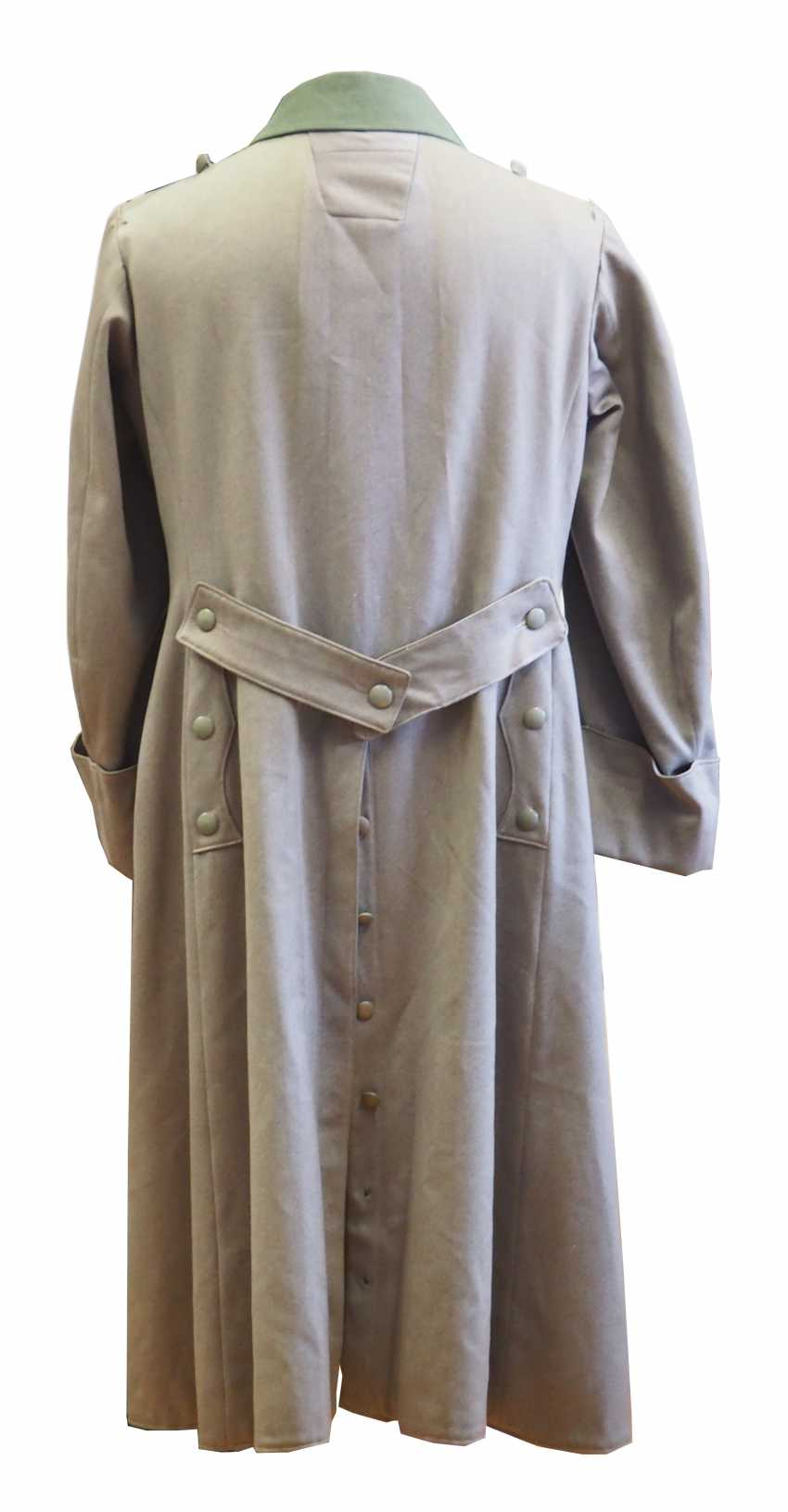Military: Officer's Coat. - photo 2