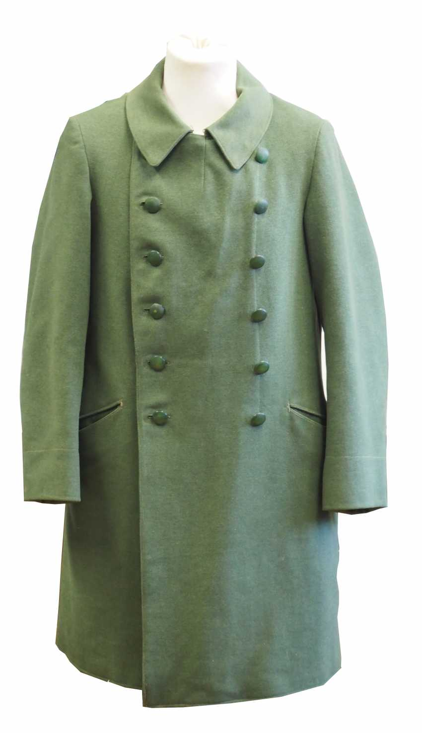 German Empire: Forest Coat. - photo 1