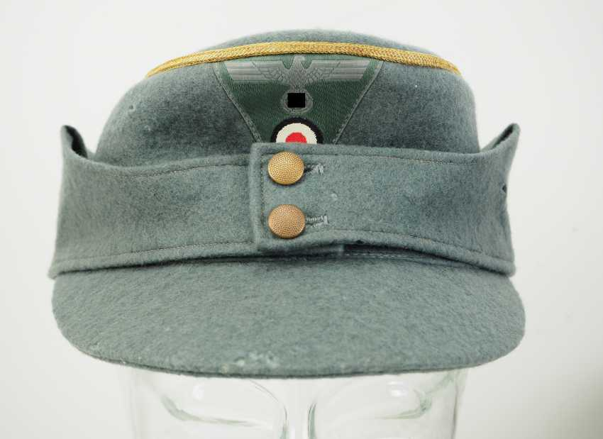 Wehrmacht: field cap M43 for Generale. - photo 2