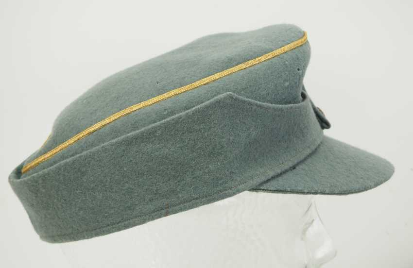 Wehrmacht: field cap M43 for Generale. - photo 4