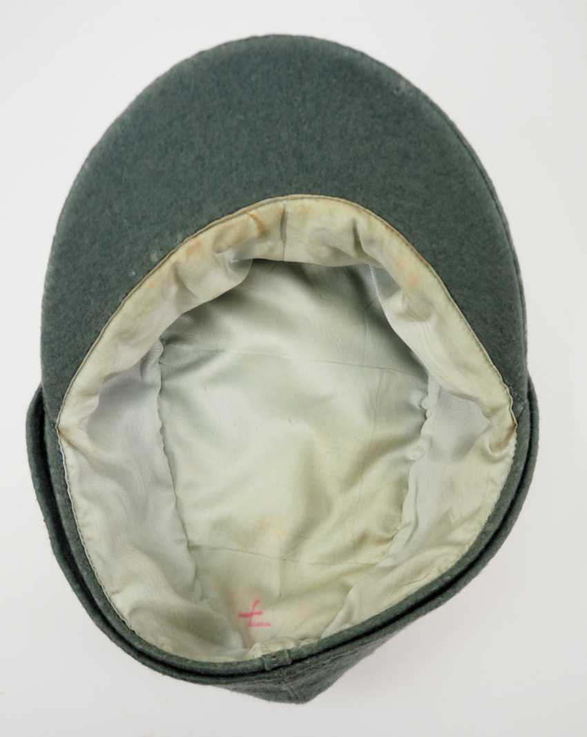 Wehrmacht: field cap M43 for Generale. - photo 6