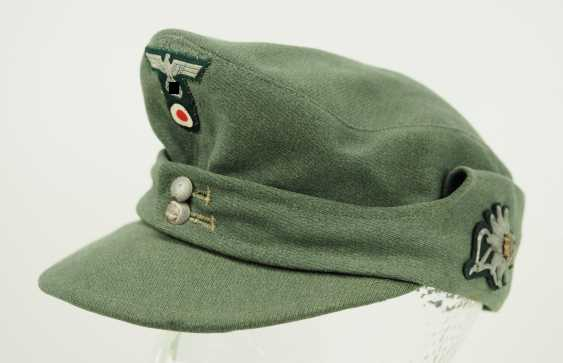 Wehrmacht: field cap for mountain hunters. - photo 1
