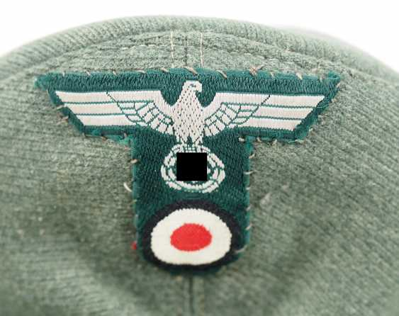 Wehrmacht: field cap for mountain hunters. - photo 4