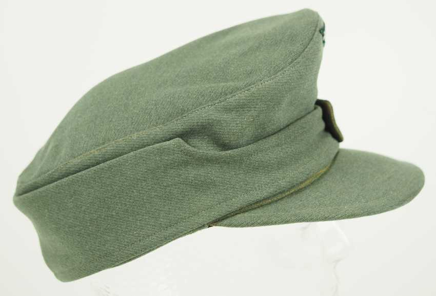 Wehrmacht: field cap for mountain hunters. - photo 5