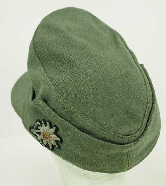 Wehrmacht: field cap for mountain hunters. - photo 6