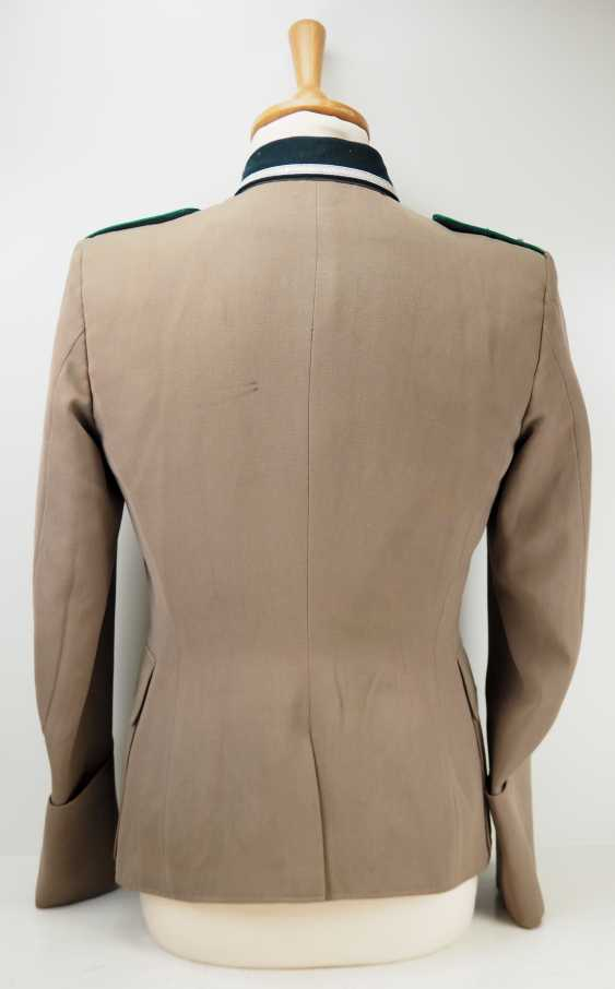 Wehrmacht: field blouse of a Sergeant in the mountain infantry Regiment 99. - photo 5