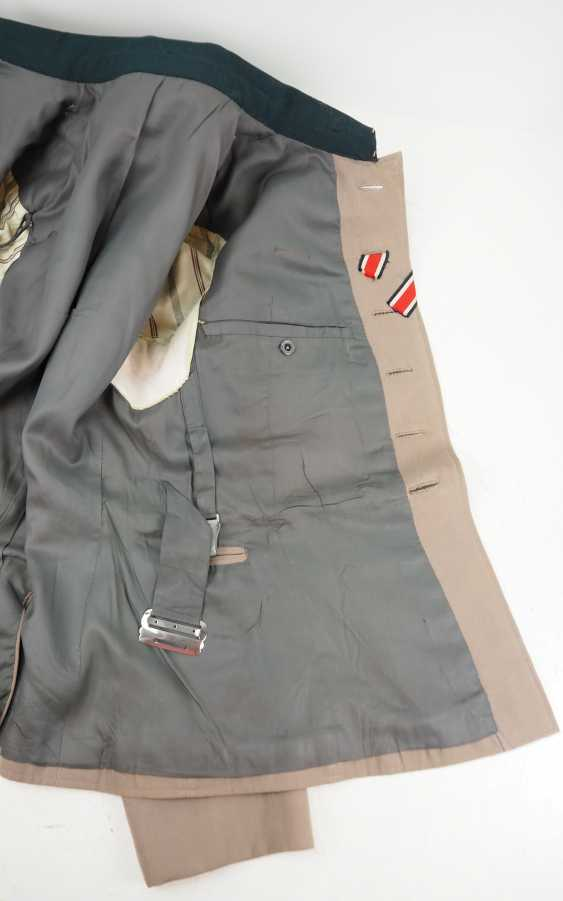 Wehrmacht: field blouse of a Sergeant in the mountain infantry Regiment 99. - photo 6