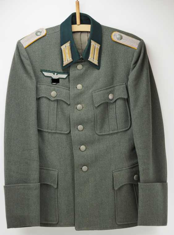 Wehrmacht: field blouse for a cavalry officer. - photo 1
