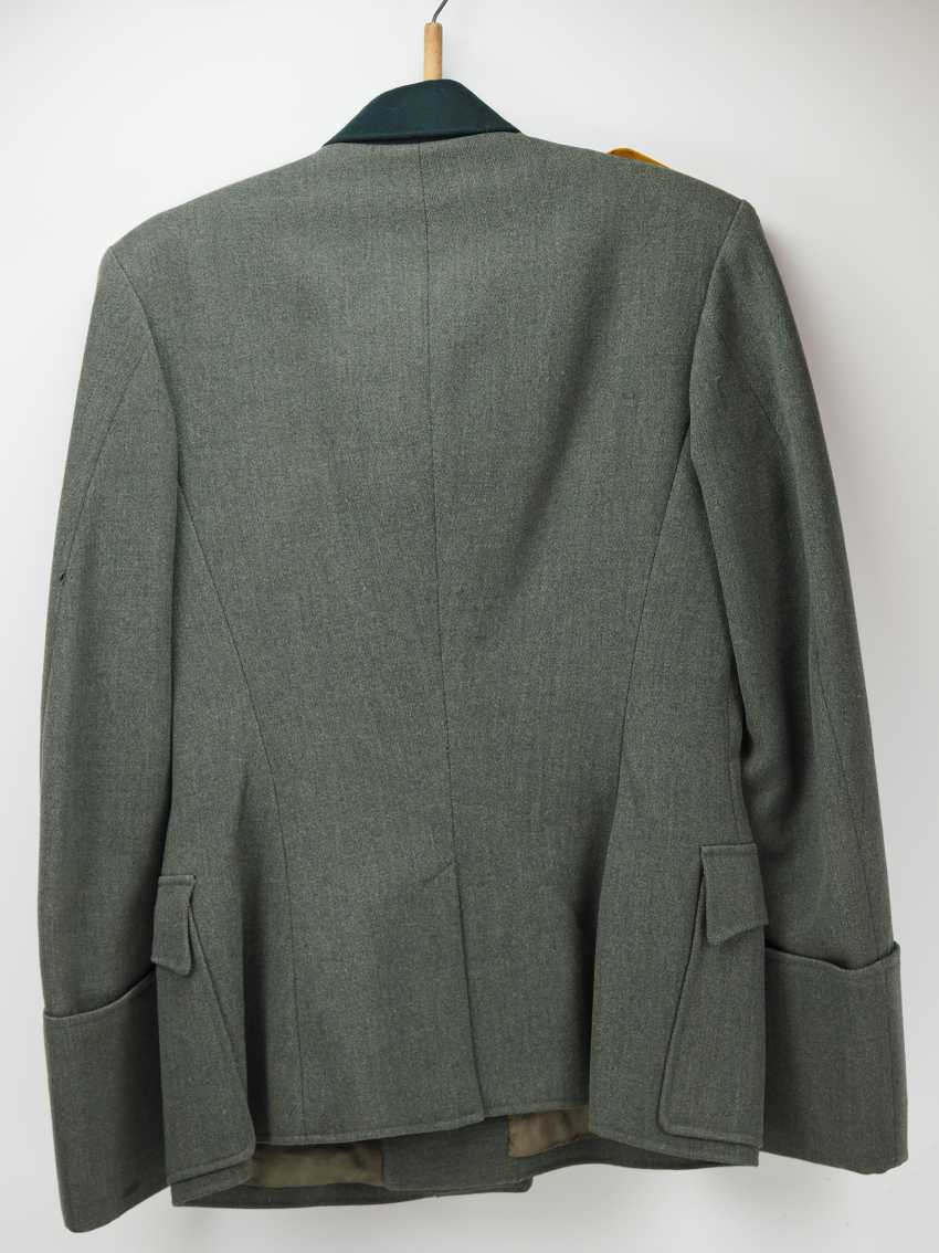 Wehrmacht: field blouse for a cavalry officer. - photo 4