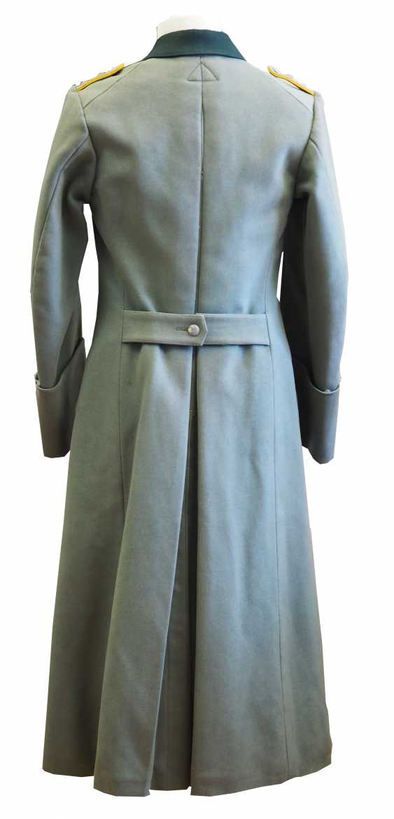 Wehrmacht: coat for a captain of the cavalry. - photo 3