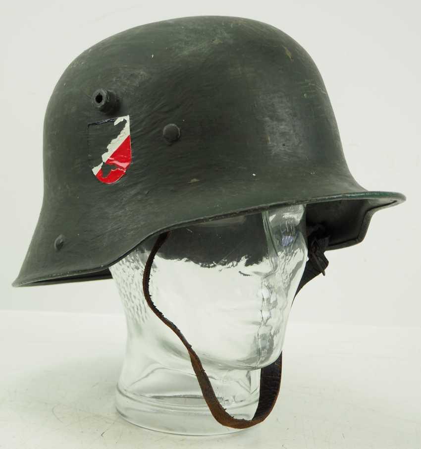 Wehrmacht: Stahlhlem M16. - photo 1