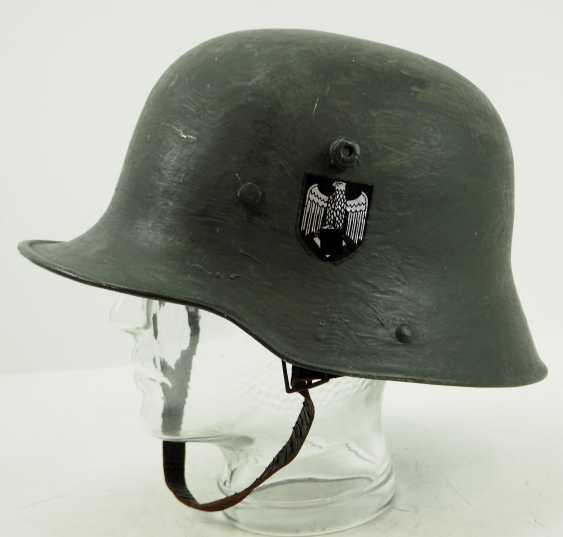 Wehrmacht: Stahlhlem M16. - photo 3