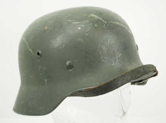 Wehrmacht Steel Helmet M35. - photo 3