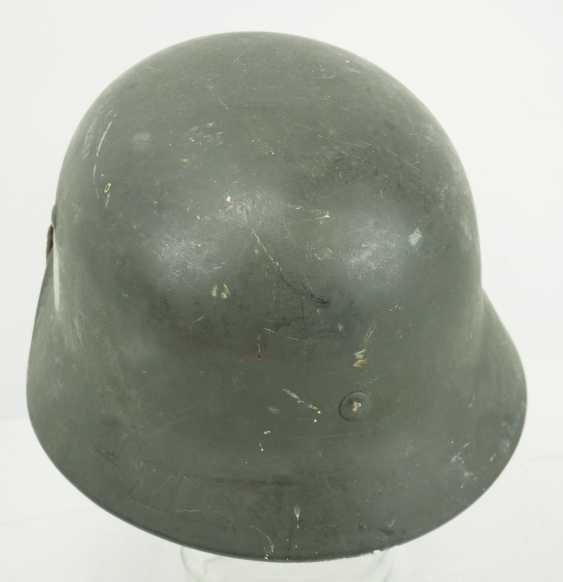 Wehrmacht Steel Helmet M35. - photo 4
