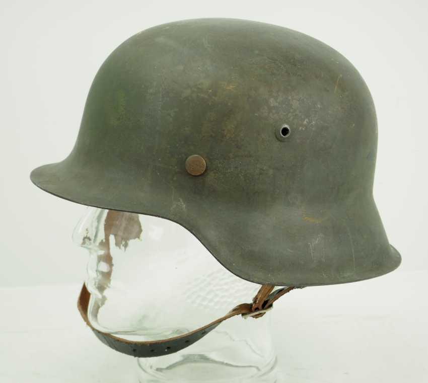 Wehrmacht Steel Helmet M42. - photo 1