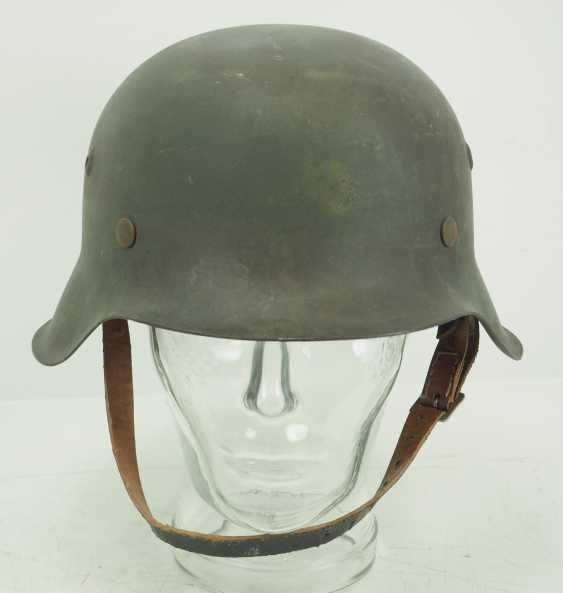 Wehrmacht Steel Helmet M42. - photo 2
