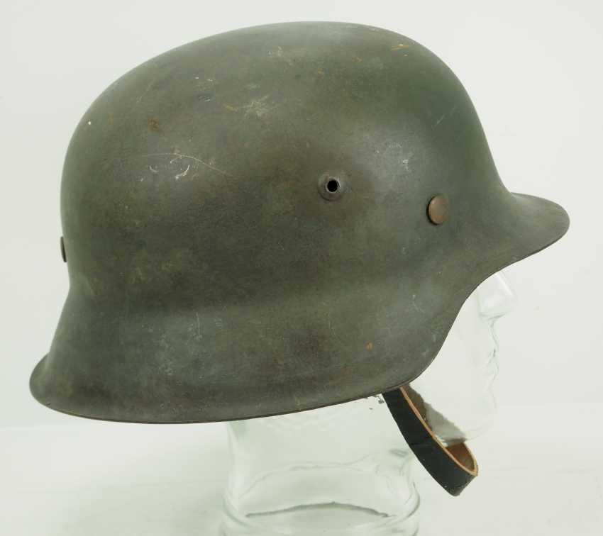 Wehrmacht Steel Helmet M42. - photo 3