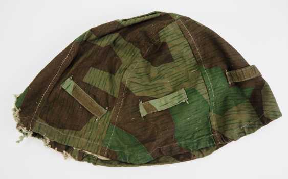Wehrmacht Steel Helmet Splinter Camouflage Cover. - photo 1