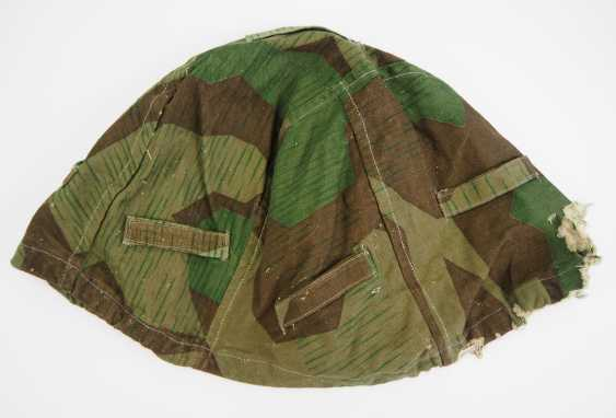 Wehrmacht Steel Helmet Splinter Camouflage Cover. - photo 2