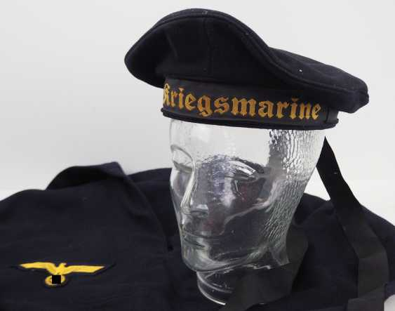 Navy: uniform ensemble for teams. - photo 1