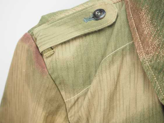 Air force: field blouse of the air force field divisions, swamp camo. - photo 3