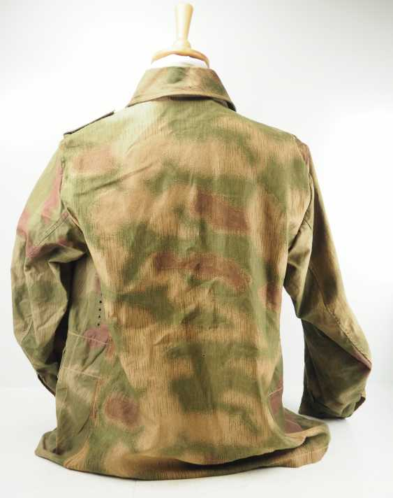 Air force: field blouse of the air force field divisions, swamp camo. - photo 6