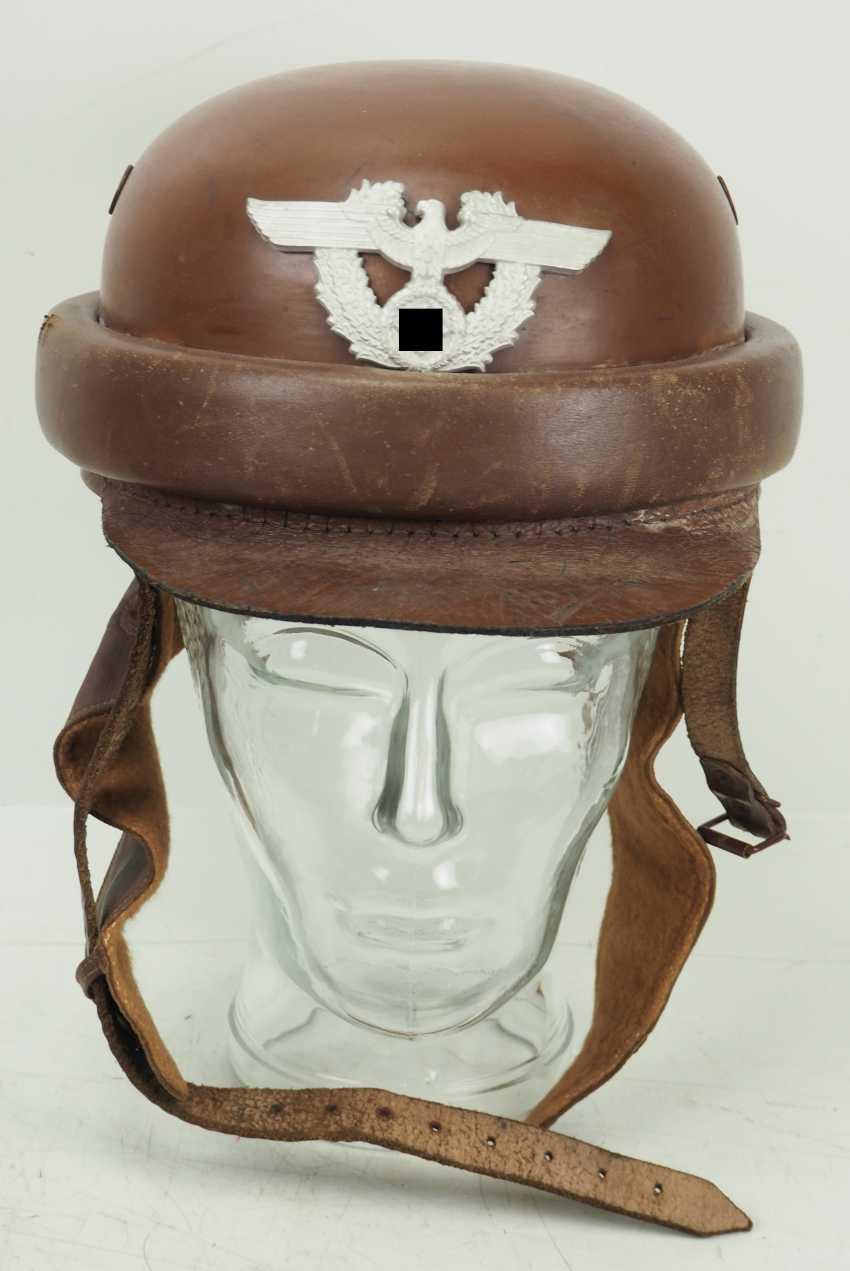 Gendarmerie: Motorcycle Helmet. - photo 3