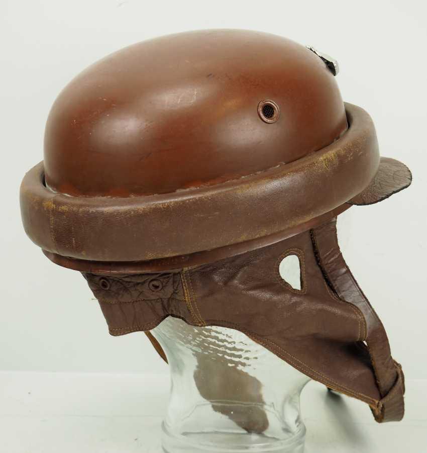 Gendarmerie: Motorcycle Helmet. - photo 4