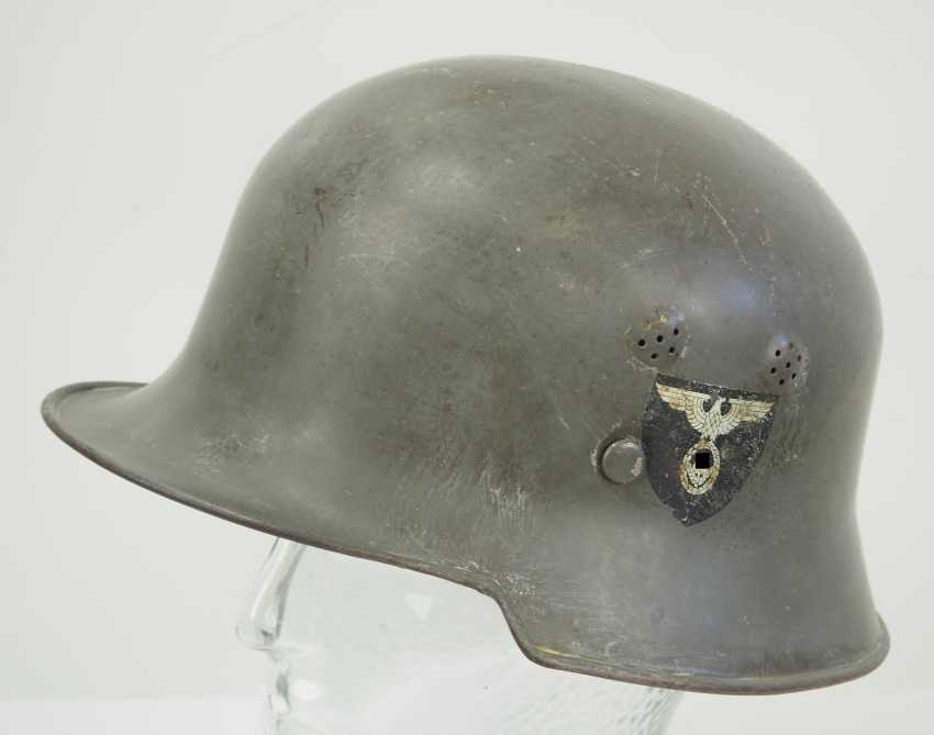 WHEEL: steel helmet. - photo 1