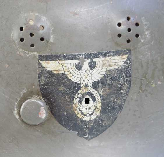 WHEEL: steel helmet. - photo 2