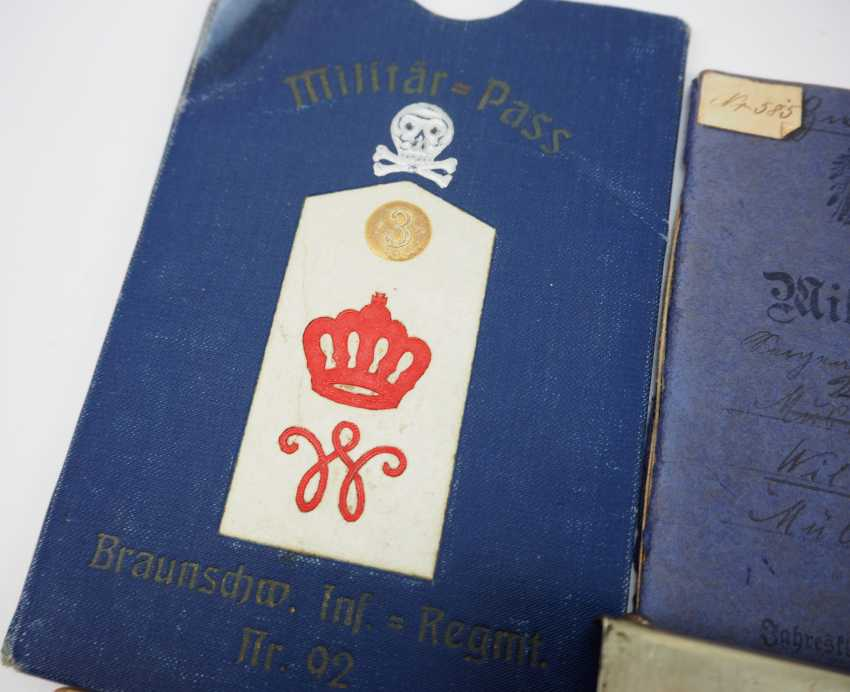 Braunschweig: the estate of a soldier of the Brunswick infantry Regiment No. 92. - photo 2