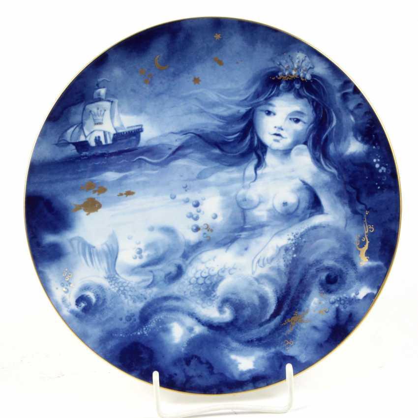 Meissen Fairy Tale Plate 1983 - photo 1