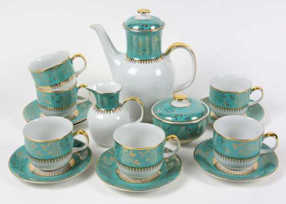 Coffee service for 6 persons - photo 1