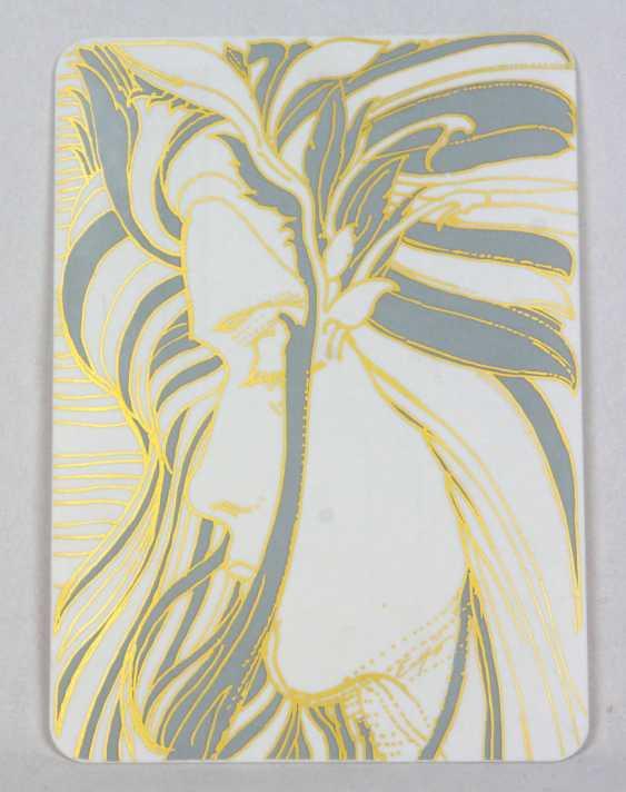 Rosenthal Porcelain Card - photo 1