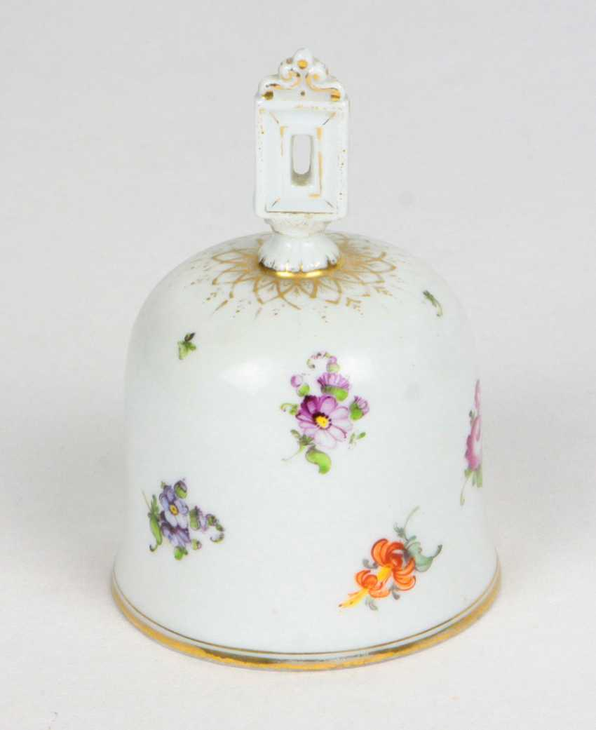Porcelain bells around 1900 - photo 1