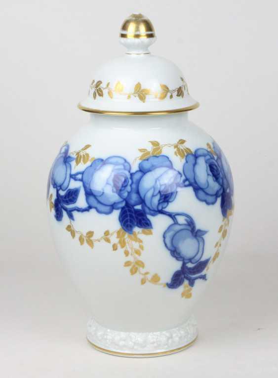 Rosenthal large lidded vase - photo 1