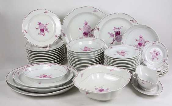 Meissen Dinner Service *Indian Painting* - photo 1