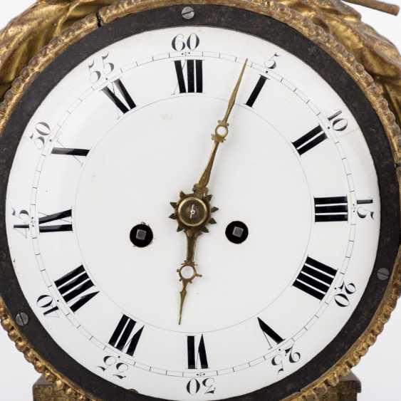 LOUIS XVI WALL CLOCK - photo 6
