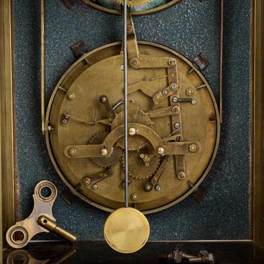 ASTRONOMICAL MANTEL CLOCK - photo 4
