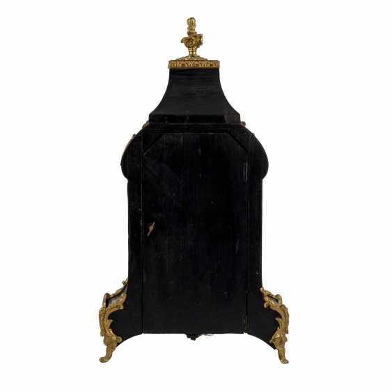 THE BOULLE MANTEL CLOCK - photo 4